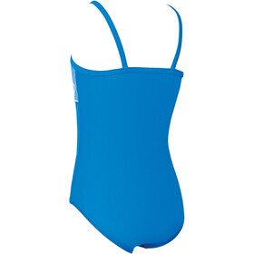 Zoggs Holiday Classicback Maillot de bain 1 pièce Fille, blue/multi